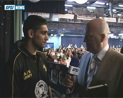 Stuart Littleford Interviews Amir Khan