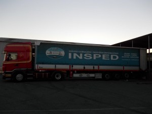 Insped Truck