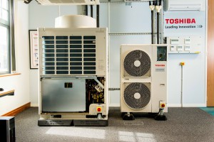 Air conditioning training equipment