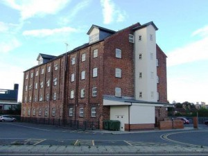 Sharpes warehouse - Nottingham Community Housing Association