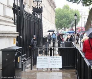 POLICE DOWNING STREET 2