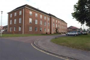 Wiltshire Police HQ building