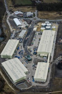 South Kirkby Material Recycling Facility