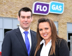 David Taylor & Nicola Perry - Leading the Flogas Rural Housing Development